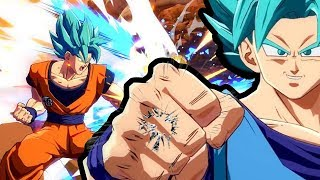 THIS NEW GRAB THOUGH! | Dragonball FighterZ Ranked Matches