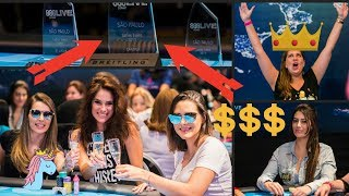 How to Poker: Ladies Edition at 888Live São Paulo