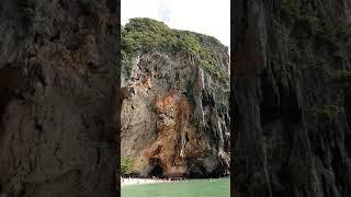 #PhranangCave Beach #프라낭 동굴해변 …