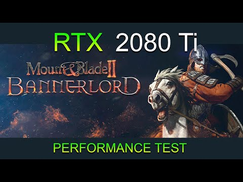 mount-&-blade-2:-bannerlord-|-500-horse-archers-vs-all-aserai-troops-|-performance-test-|rtx-2080-ti