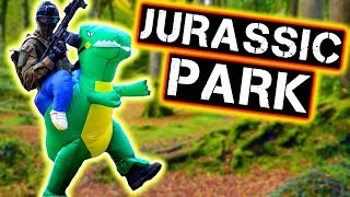Welcome To AIRSOFT JURASSIC PARK!
