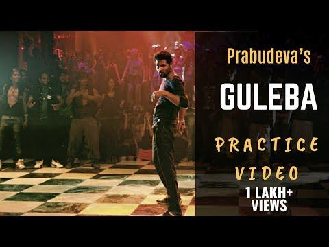 Prabudeva's Guleba Practice video -...