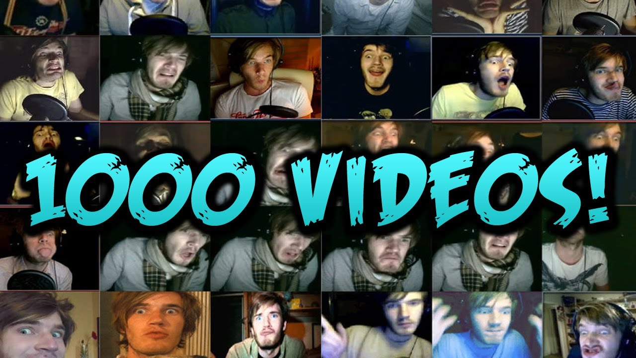 MY 1000TH VIDEO SPECIAL! - (Fridays With PewDiePie - Part 48)