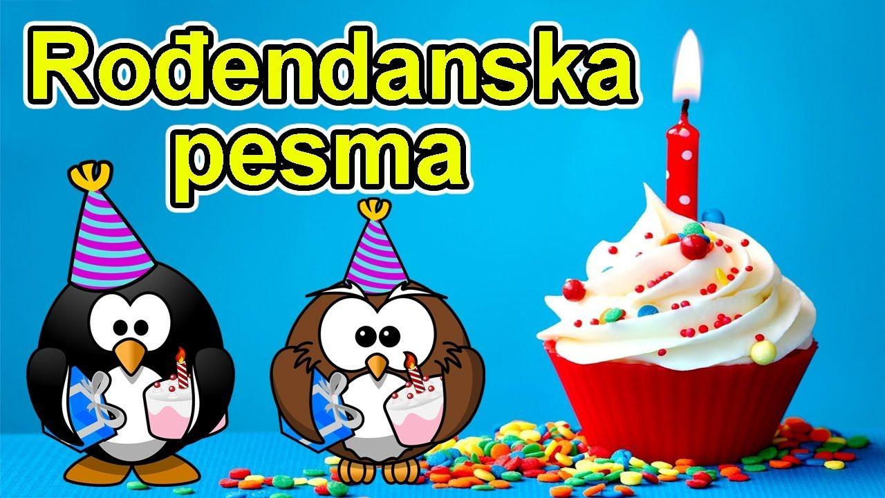 Rođendanska pesma   Srećan rođendan   Happy Birthday to you