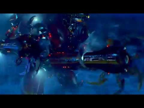 Pacific Rim - Underestimating The Kaijus ( HONG KONG BATTLE ) PART 2/6