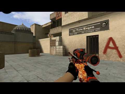 PACK SKINS AWP HD [42 SKINS] | Counter-Strike 1.6