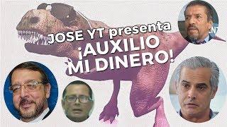 Fortín, Interiano, Núñez y otros engendros de la campaña sucia de ARENA - SOY JOSE YOUTUBER