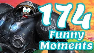 Heroes of the Storm: WP and Funny Moments #174