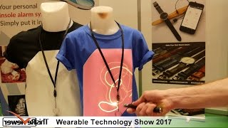 wearable technology show 2017