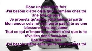 One Last Time-Ariana Grande traduction en francais