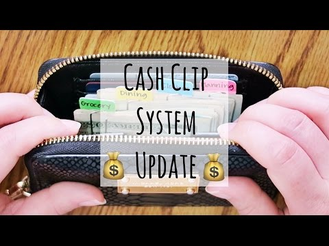 Cash Clip System   Update