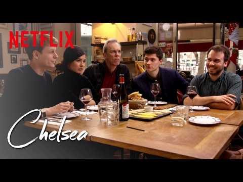 Chelsea Chats Politics in Paris – French Election | Chelsea | Netflix