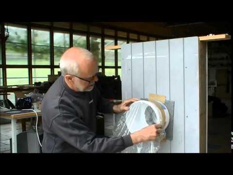 Gør-Det-Selv: Mål luftgennemstrømning i din luftsolfanger - YouTube