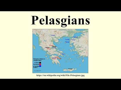 Pelasgians