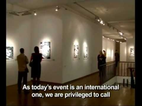 One person Show at The Museum of Modern Art Moscow (English)