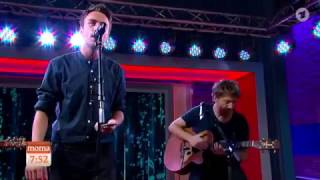 Clueso - Neuanfang live @ARD moma Morgenmagazin