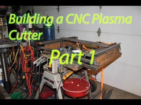 CNC Plasma Cutter Build | HWR Robotics