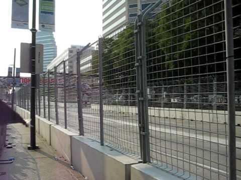 190mph on Pratt Street, 2011 Baltimore Grand Prix