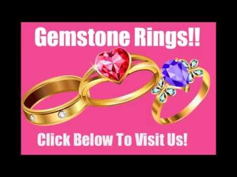 -*-Fabulous Gemstone Rings Temple Terrace-*-