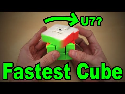 Making the FASTEST Turning Rubik's Cube