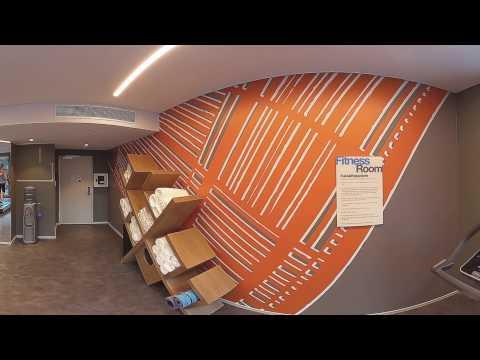 Holiday Inn Express Brisbane Central 360 Degree Virtual Tour