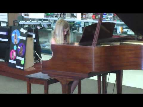Ava Madonna's 3rd Piano Recital