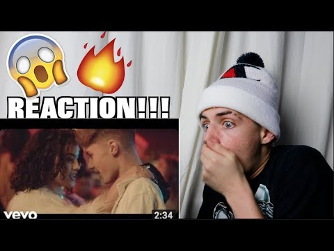 REACTING TO HRVY, Malu Trevejo - Hasta Luego (Official Video)