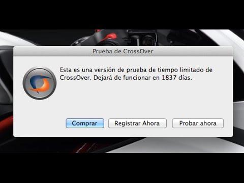 descargar crossover mac full gratis