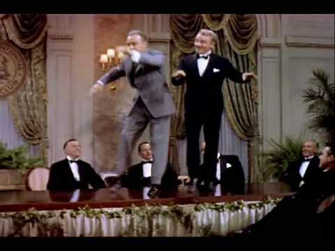 Great Dance Routine: James Cagney and Bob Hope