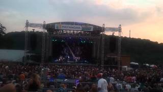 """Further On Up the Road"" (Live) - Steve Miller Band @ Artpark"