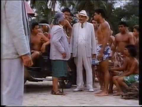 Jason Connery in The Other Side of Paradise Episode 1