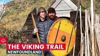 Newfoundland's Viking Trail (Gros Morne, L'Anse aux Meadows, and Icebergs!)