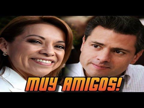 #Noticias #Mexico Gobierno de Peña financió viajes de Vázquez Mota por EEUU
