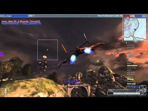 Download Warhawk PS3 still playable online! - Warhawk Reborn