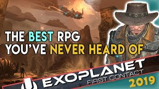 exoplanet: First Contact  PC Gameplay