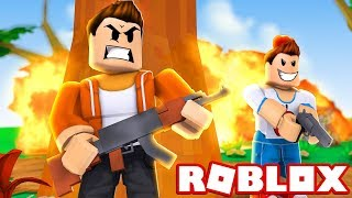 PUBG in Roblox - CAN I GET A CHICKEN DINNER?! (Roblox Prison Royale)