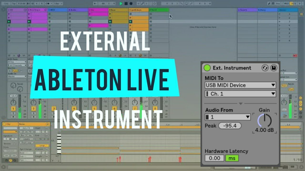 ableton live pro
