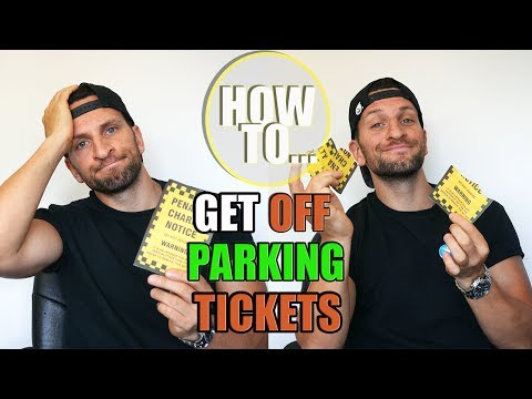 PARKING FINES - HOW TO GET OFF & SUCCESSFULLY APPEAL PARKING TICKETS With FREE TEMPLATES