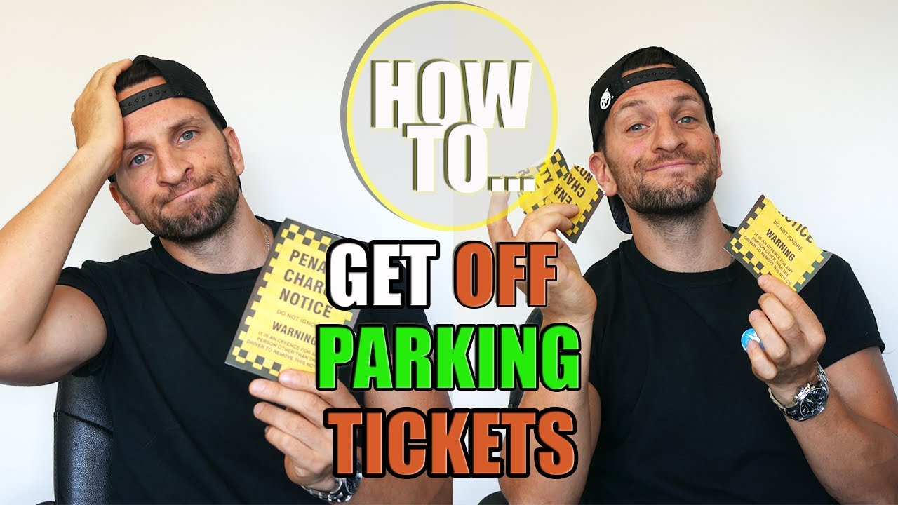 Parking Fines How To Get Off Successfully Appeal Parking Tickets