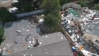 It Wansn't Drugs Or Gas: So Why Did West Hills Home Explode?