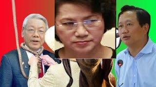 Nguyễn Thị Kim Ngân nói gì khi bị dân 'chất vấn' về Trịnh Xuân Thanh ?