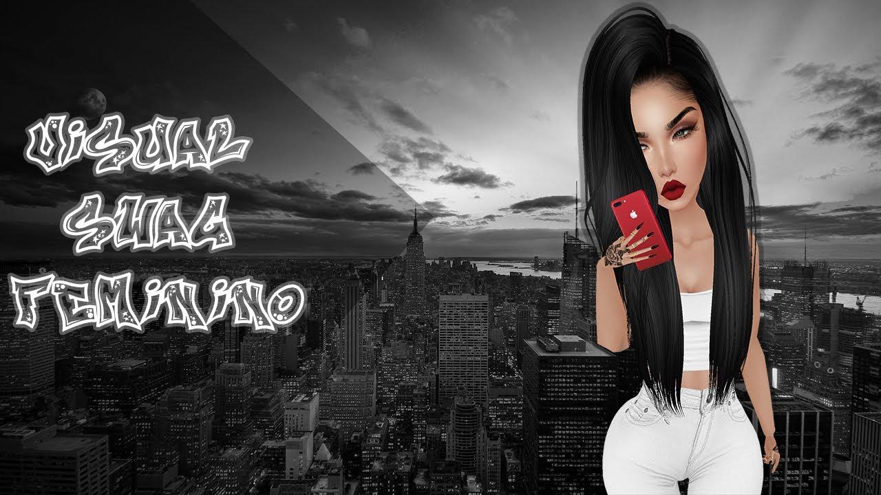 VISUAL SWAG FEMININO (IMVU) - YouTube 968f6022162