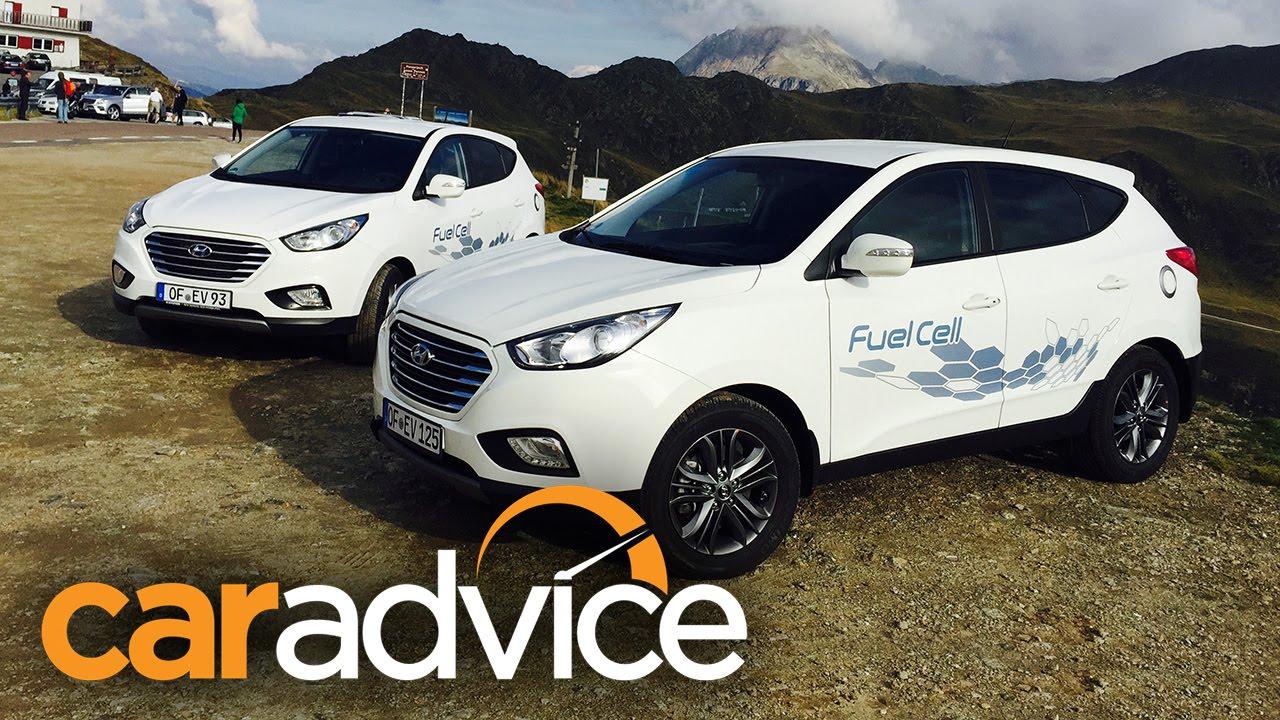 Hyundai Ix35 Fcev Review 1000km On Hydrogen Youtube