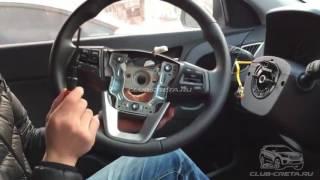 Круиз контроль Hyundai Creta установка кнопок смотреть