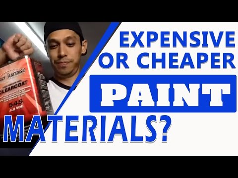 Do You Use Expensive Materials or Cheaper Solutions When Painting?