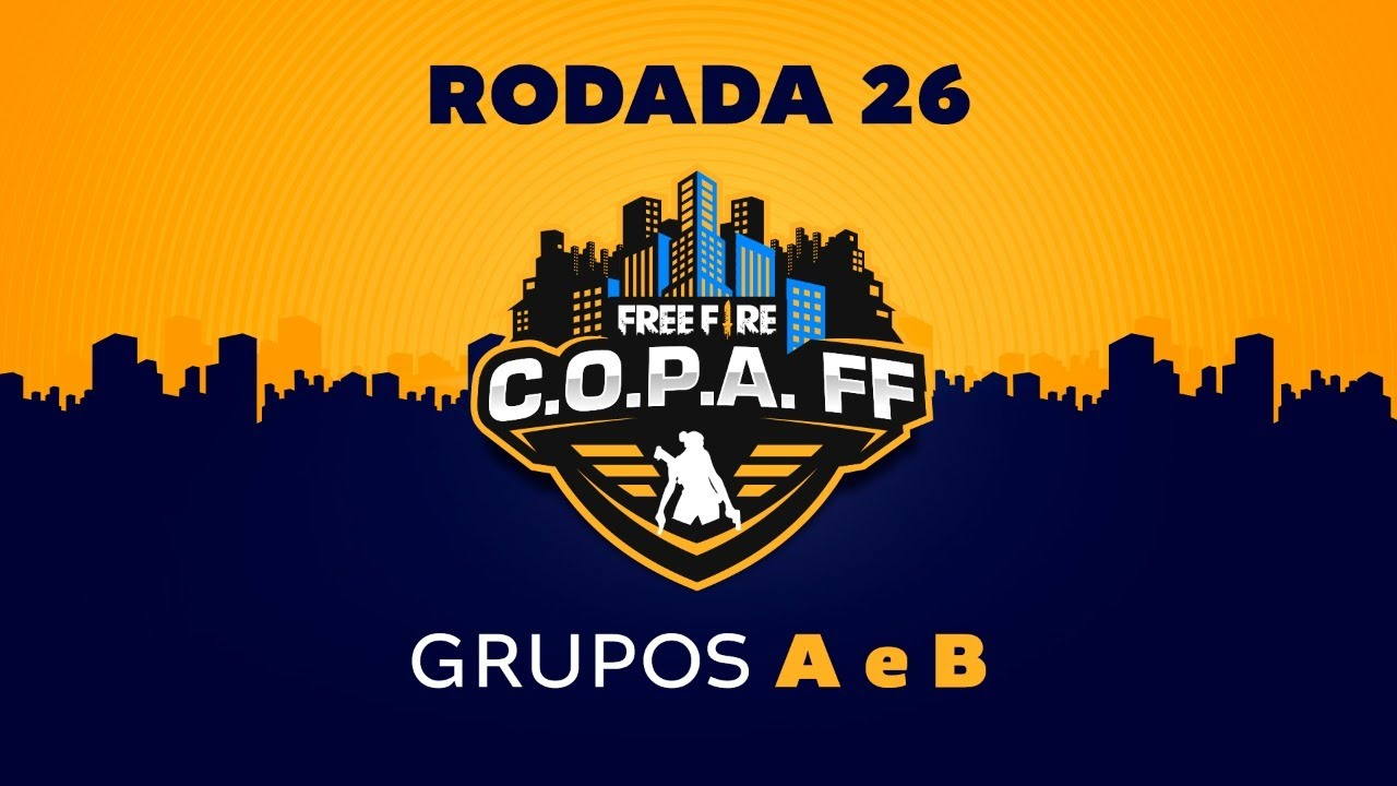 C.O.P.A. FF - Rodada 26 - Grupos A e B