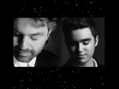 Andrea Bocelli and Harrison Craig   Because We Believe