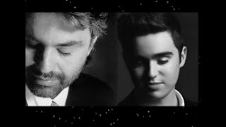 Andrea Bocelli and Harrison Craig | Because We Believe