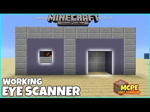 eye scanner minecraft