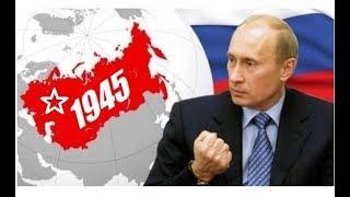 1945 Вторая Мировая война,Победили РУССКИЕ?!